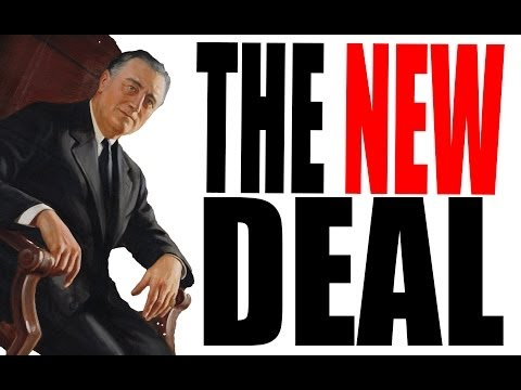 The New Deal Video Lecture: FDR