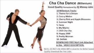 Dj Manoy John - Cha Cha Dance Millenium (Remastered)