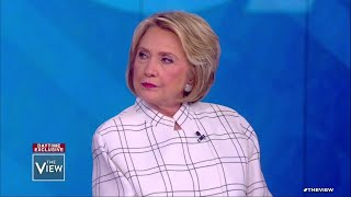 Hillary Clinton Talks 2020 & Looks Back On 2016 Election | The View