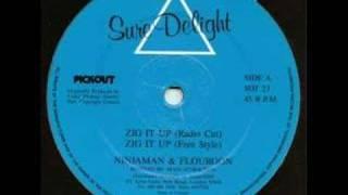Ninjaman & Flourgon - Zig It Up (Main Attraction Remix)