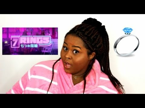 Ariana Grande - 7 Rings (OFFICIAL AUDIO AND MUSIC VIDEO) Reaction