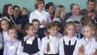 В курской школе №60 на проспекте Победы начались занятия