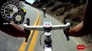 GMR Glendora Mountain Road Descent