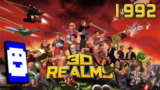 Stumbling through 3D Realms Anthology - 1992