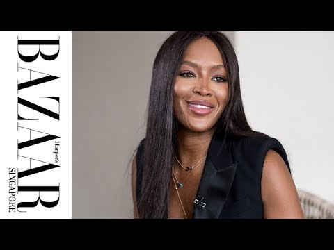 Naomi Campbell Talks About the Models of Today, the Real Naomi and Regrets