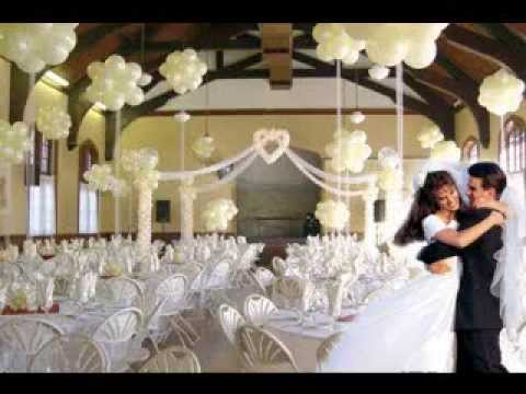 Wedding balloons ideas youtube for Balloon decoration ideas youtube