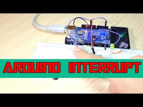 Arduino Interrupt Kullanımı,Interrupt Nedir?