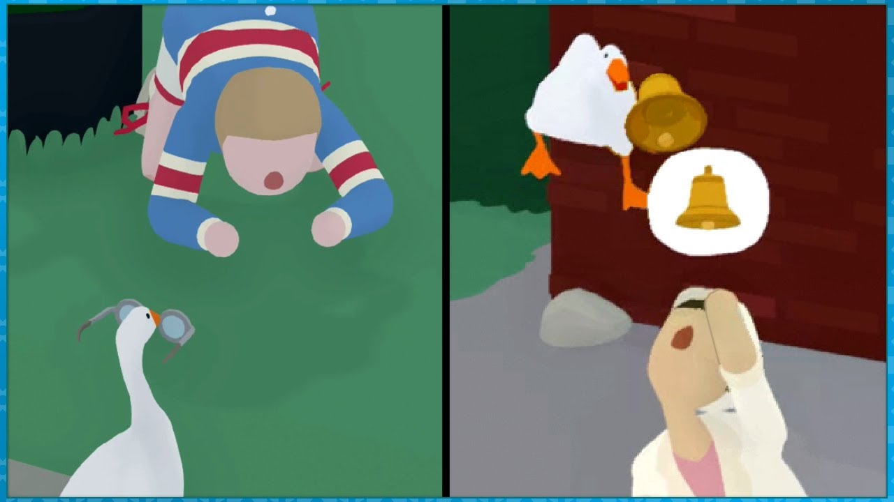 A Tale Of Two Birds – Glitches in Untitled Goose Game – DPadGamer