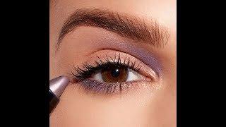 Natural Eye Makeup Tutorial - Smokey Eye Makeup | Bridal Eye Makeup #11