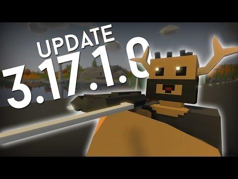 Unturned 3.17.1.0: QUADBARREL SHOTGUN, BAYONET, NEW QUESTS AND MORE!