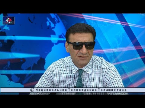 TALYSHISTAN TV 08.07.2015 NEWS IN AZERBAIJANI-TURKISH