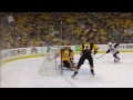 Pageau Roofs Ryan's No-look Feed Over Fleury