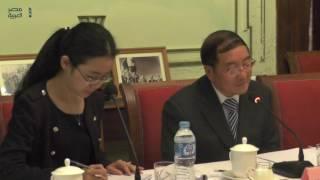 بالفيديو| سفير بكين بالقاهرة يكشف حقيقة انسحاب الصين من العاصمة الإدارية