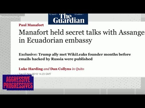 Guardian And Politico Caught Printing CIA Lies About Assange