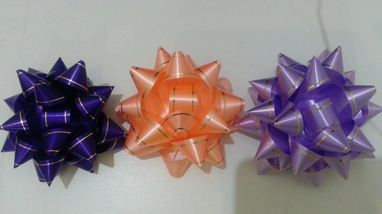 Diy Gift Bow 2
