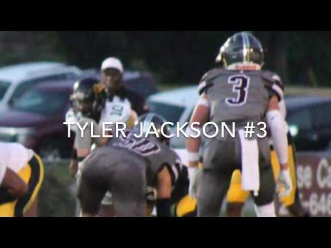 Thorsby High School Tyler Jackson (week 4) football highlights