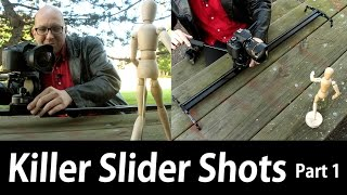 Killer Slider Shots Part 1: Creative Moves for Movies