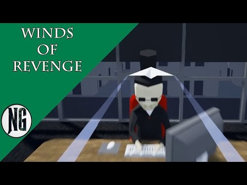 Winds of Revenge | DEATH COMES ON PAPER WINGS