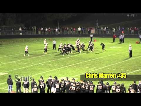 Chris Warren #35 - Berks Catholic High School