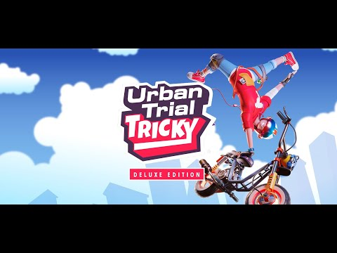 Urban Trial Tricky Deluxe Edition Gameplay Ultra Settings 1080p HSENX  