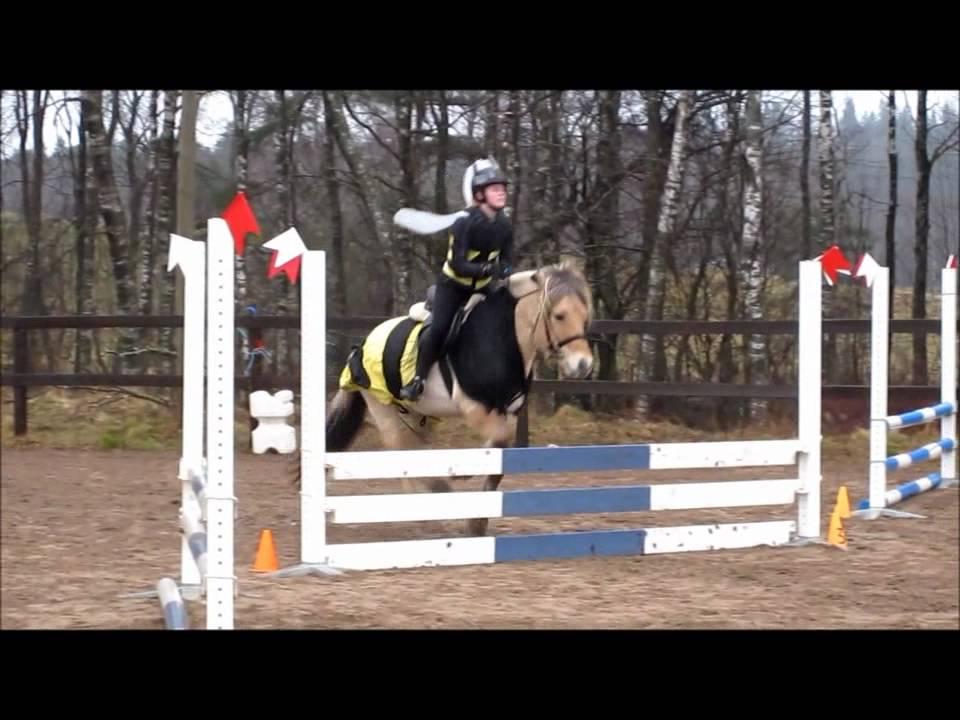 Maskerad hoppning - YouTube d86af692c81f6