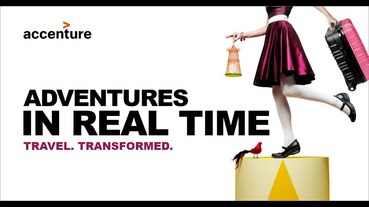 Adventures in Real-time Travel - Accenture Travel