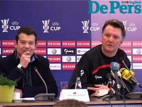 How to live your life like Louis van Gaal