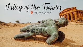 Can't believe THIS is Italy! Tour of The Valley of the Temples in Agrigento, Sicily