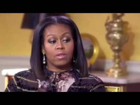 CBS Oprah Winfrey Special Michelle Obama Says Farewell To The White House Full Interview
