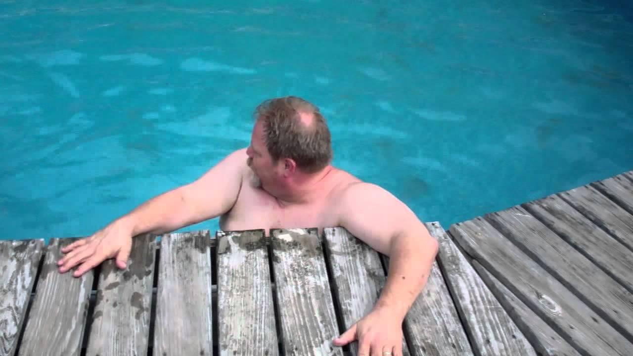 Fat Man Stuck 90