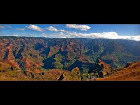 """Waimea """"red water"""", Russian Fort, Waimea Canyon & Kōkeʻe State Park, Kauaʻi, Hawaii"""