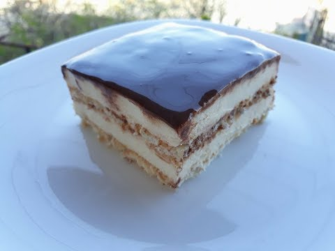Monte Torte me Shije Fantastike ( Pa Pjekje ) Monte Cake !