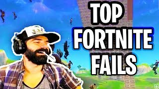 Fortnite Fail Compilation (Twitch Top Fails of Fortnite Battle Royale)