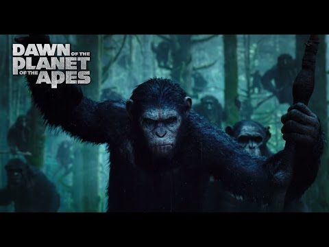 """Dawn of the Planet of the Apes on Digital HD - """"Dawn Comes Early"""" 