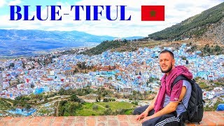 CHEFCHAOUEN -  MOROCCO'S BLUE PEARL 💎🇲🇦