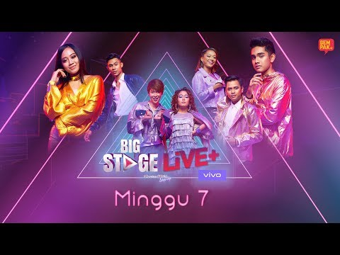 Download LIVE  Big Stage 2019 Live + Minggu 7 Mp4 baru