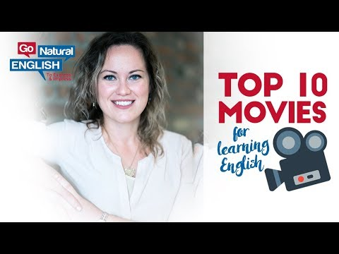 BEST MOVIES FOR LEARNING ENGLISH [TOP 10]