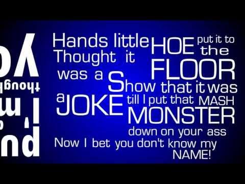 T-Pain - Monster Mash (LYRIC VIDEO) STOIC Mixtape