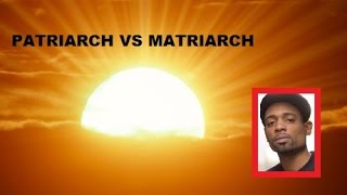 HOW TO KNOW IF YOU ARE A SUN WORSHIPER! MATRIARCH VS PATRIARCH!