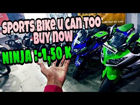 second hand sportsbike in mumbai |NINJA,BULLETS,HARLEY,KTM etc at cheaper price | THE GAPS LIFESTYLE