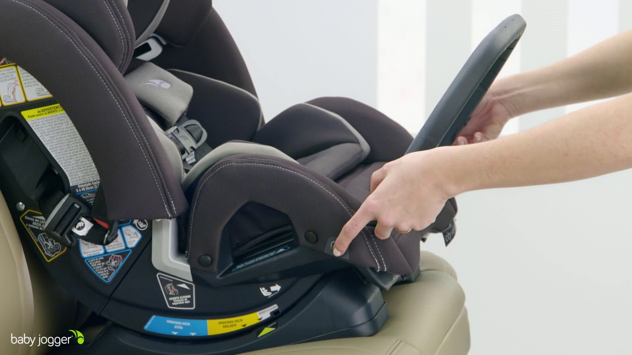 baby jogger city view car seat
