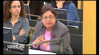 Toni Cantó se disculpa en la Comisión de Igualdad 27/02/2013