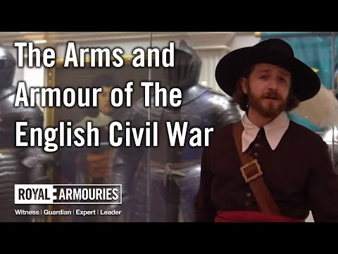 The Arms And Armour Of The English Civil War