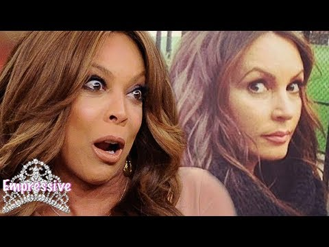 Download Youtube: Wendy Williams is mad at Angie Martinez: