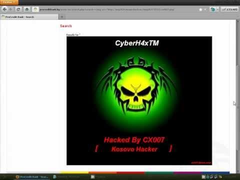 ProCreditBank.bg Hacked By CX007