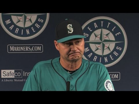LAA@SEA: Servais on tough loss to Angels