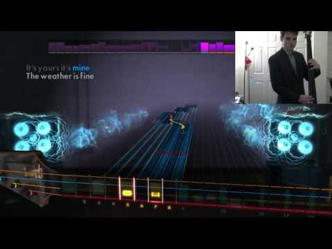 Electric Upright Bass in Rocksmith 2014 [On Top of the World]