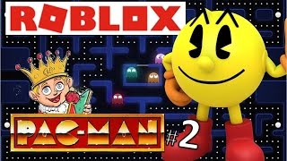 Roblox Escape the Pacman Obby Part 2 - Lets Play Roblox Adventures Xbox One