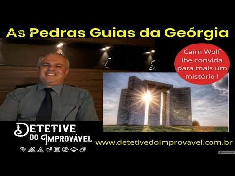 As Pedras guias da Geórgia