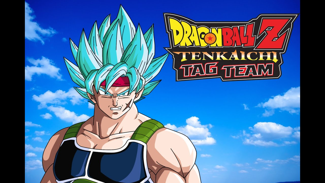 dragon ball tenkaichi tag team mod Bardock SSGSS VS Golden ...